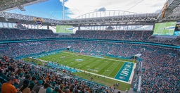 Black Friday Dolphins Football Sideline Suite Special