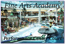 Fine Arts Academy to Perform at The Gardens Mall on December 8th