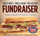 Jersey Mike's Dining Event