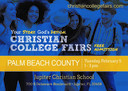 JCS to Host NACCAP Palm Beach County Christian College Fair on Feb. 5