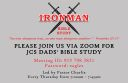 JCS Dads' Bible Study - Thursdays Via Zoom