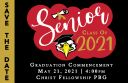 Save The Date! Class of 2021 Graduation