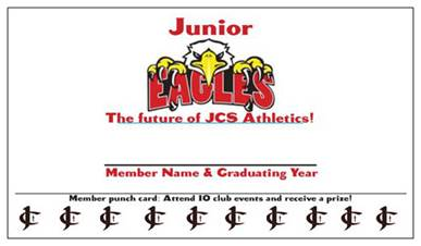 Junior Eagle Club